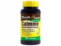 Mason Natural Calmme Natural Herbal Formula Tablets - 90 Ea