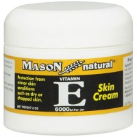 Mason Natural Skin Cream Vitamin E 6000Iu - 2 Oz
