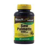 Mason Natural Saw Palmetto 500 Mg Capsules - 90 Ea