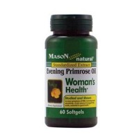 Mason Natural Evening Primrose Oil Woman Health Softgels - 60 Ea