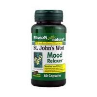 Mason Natural St. Johns Wort Mood Relaxer Capsules - 60 Ea