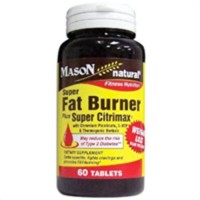 Mason Natural Super Fat Burner With Super Citrimax - 60