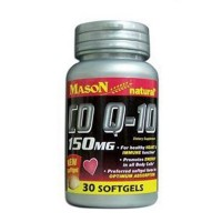 Mason Natural CO Q-10 150Mg Softgels - 30 Ea