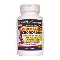 Mason Natural Glucosamine Chondroitin 1500/1200 Tablets - 90 Ea