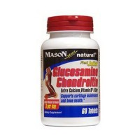 Mason Natural Flexi Joint Glucosamine, Chondroitin and Calcium Tablets - 60 Ea