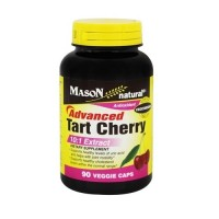 Mason Natural Advanced Tart Cherry Extract, Antioxidant Capsules - 90 Ea