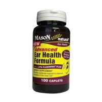 Mason Vitamins New Advanced Ear Health Formula Caplets - 100 Ea