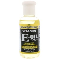 Mason Natural Vitamin E-Oil 30,000 I.U For Vegerarians, Skin Moisturizer - 2.5 Oz