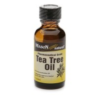 Mason Natural Tea Tree Oil, Pharmaceutical Grade - 1 Oz