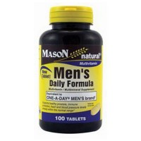 Mason Natural Mens Daily Formula Tablets - 100 Ea