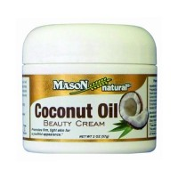 Mason Natural Coconut Oil Beauty Cream - 2 Oz
