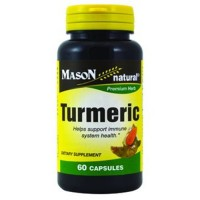 Mason natural vitamin turmeric supplement - 60 ea