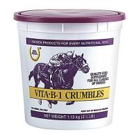 Farnam Co Horse Health vita b-1 crumble feed supplement for horses - 2.5 pound, 4 ea