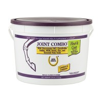 Farnam Co Horse Health joint combo hoof & coat supplement for horse joint - 3.75 pound, 6 ea