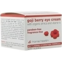 Home Health Goji berry eye cream with organic arnica and vitamin K - 1 oz