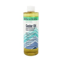 Home Health Castor oil, cold pressed and processed - 16 oz