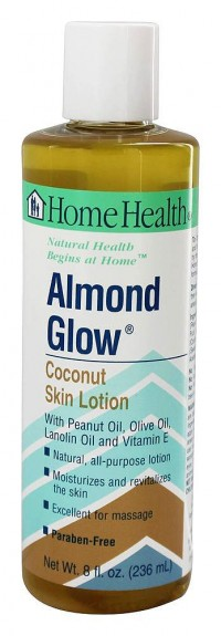 Home Health Almond Glow Coconut Skin Lotion - 8 oz