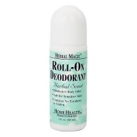 Home Health herbal magic roll-on deodorant - 3 oz