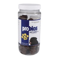Vets Plus Probios D probios soft dog chews - 240 gram, 6 ea