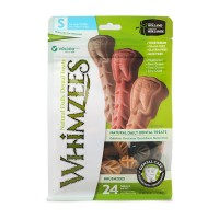 Wellpet Llc whimzees brushzees - small/24 piece, 6 ea