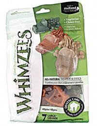 Wellpet Llc whimzees alligator - large/6 pc, 6 ea