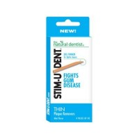 Natural Dentist Stim-U-Dent Thin Plaque Removers  - 160 ea,12 pack