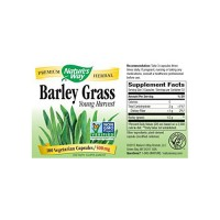 Nature's Way Barley Grass Young Harvest  - 100 ea