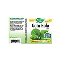 Natures Way Gotu Kola Premium Herbal Capsules - 180 ea