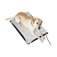 Farm Innovators Inc - Pet heated pet mat - 17x24 in/medium, 6 ea