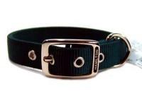 Hamilton Pet Company double thick nylon dog collar - 1x20 in, 12 ea