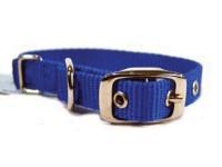 Hamilton Pet Company single thick nylon dog collar - 5/8 x 14 in, 12 ea