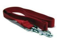 Hamilton Pet Company single thick nylon lead - 1 in x 4 ft, 12 ea