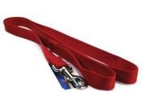 Hamilton Pet Company single thick nylon lead - 1 in x 6 ft, 12 ea