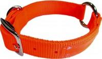 Hamilton Pet Company safe-rite dog collar with tape - 1x24 in, 12 ea