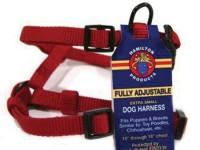 Hamilton Pet Company adjustable dog harness - 3/8 x 10-16 in, 12 ea