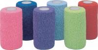 Andover Healthcare, Inc coflex-vet cohesive bandage - 4 inchx5 yard, 18 ea