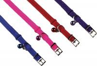 Hamilton Pet Company braided safety cat collar - 10, 12 ea