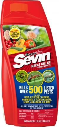 Gulf Stream Home & Garden sevin insect killer concentrate - 32 oz., 6 ea