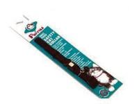 Hamilton Pet Company adjustable breakaway cat collar - 3/8 inch, 12 ea
