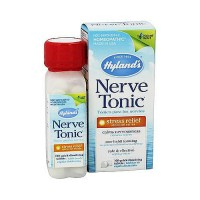 Hylands homeopathic Nerve tonic stress relief 3 gain tablets - 100 ea