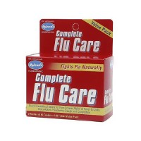 Hylands Complete Flu Care Homeopathic Tablets - 120 ea