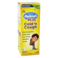 Hylands cold n cough 4 kids multi-symptom cold relief syrup - 4 Oz