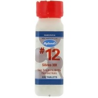 Hylands Cell Salts No. 12 Silicea 30X homeopathic tablets - 500 ea
