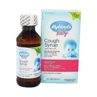 Hylands Homeopathic Baby Cough Syrup - 4 oz