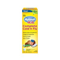 Hylands 4 kids complete cold n flu - 1 ea, 4 oz