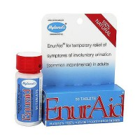 Hylands Enur Aid tablets relieves involuntary urination in adults - 50 ea