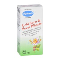 Hylands cold sores and fever blisters - 100 ea,0.8 oz