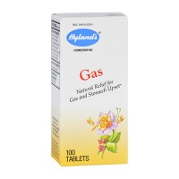 Hyland's Gas Homeopathic Tablets - 100 ea
