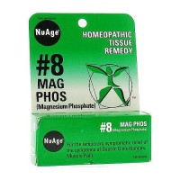 Hylands NuAge #8 Mag Phoshomeopathic tissue remedy tablets - 125 ea