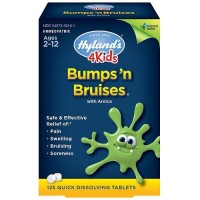 Hylands bumps n bruises with arnica tablets - 125 ea